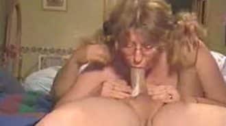 abuela se traga 22 cms y toda la leche