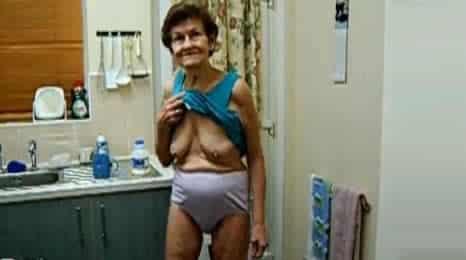 a mi abuela le va la marcha