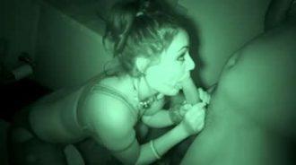 incesto casero con camara de vision nocturna