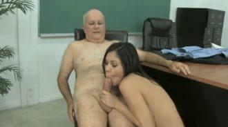 visita rapida a la clase de mi abuelo