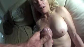 Polvo pov con abuela de tetas tremendas - 2 5