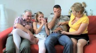familia rusa comete una gran locura