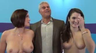padre inmoral se folla a sus dos hijas