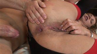 ver como se corren dentro del culo de tu madre