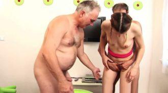 comparte con un viejo amigo a su sobrina