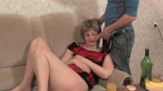 Una madre borracha aguanta lo que sea