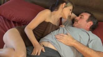 Su hija era demasiado puta