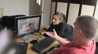 Hija, que un hombre vea porno es algo normal